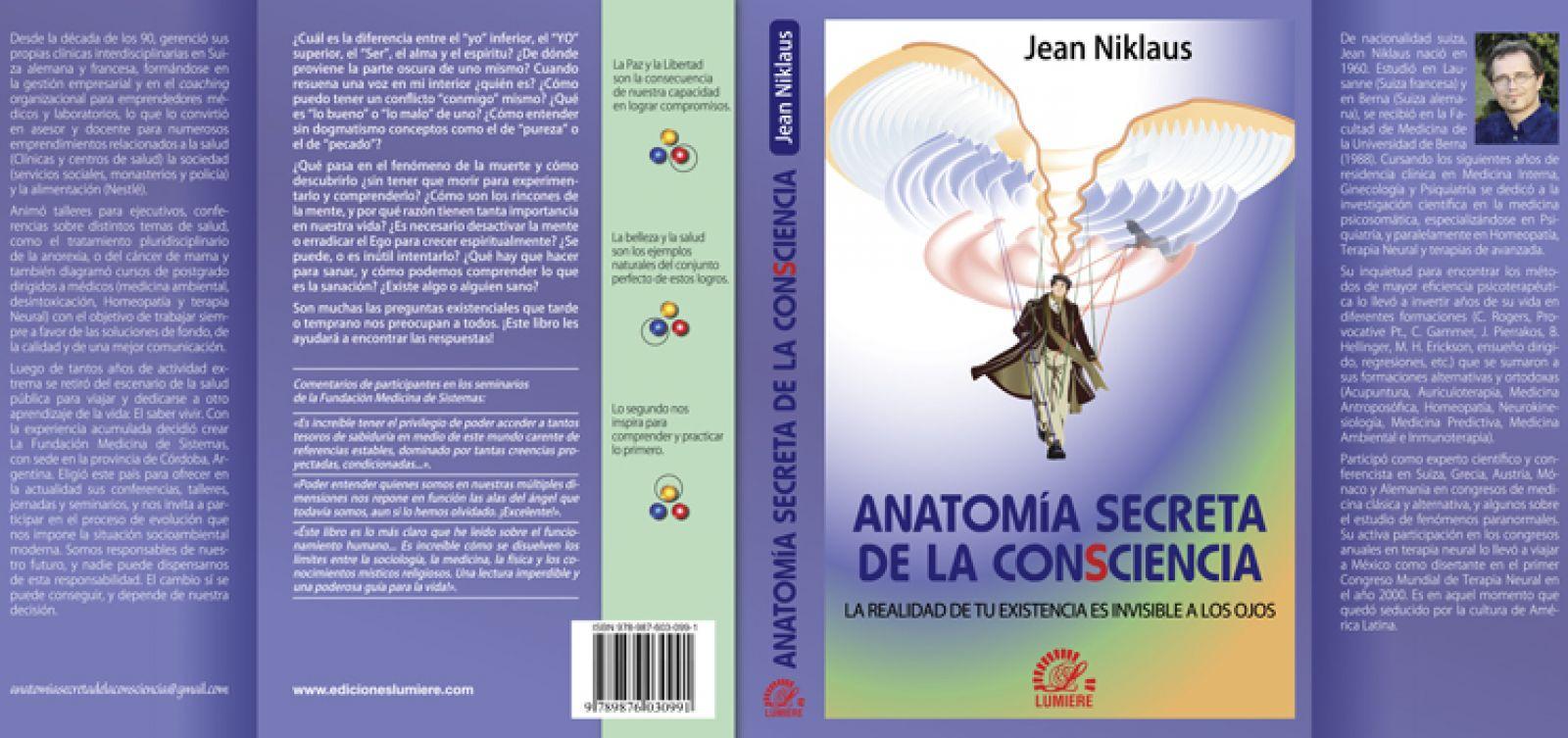 Anatomía Secreta de la Con(s)ciencia